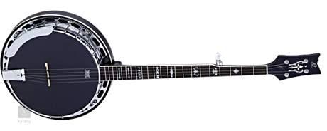 ORTEGA OBJ650-SBK Banjo