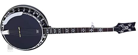 ORTEGA OBJ450-SBK Banjo