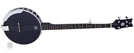 ORTEGA OBJ250OP-SBK Banjo
