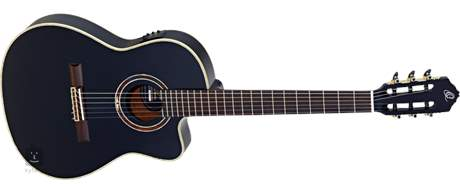 ORTEGA RCE138-T4BK Klasická elektroakustická kytara