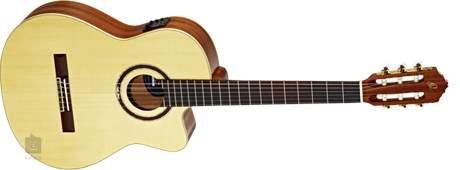 ORTEGA RCE138SN Klasická elektroakustická kytara