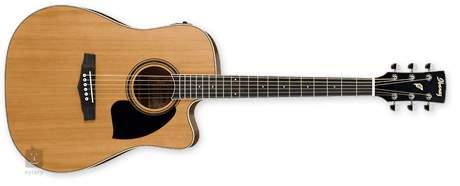 IBANEZ PF17ECE-LG Elektroakustická kytara