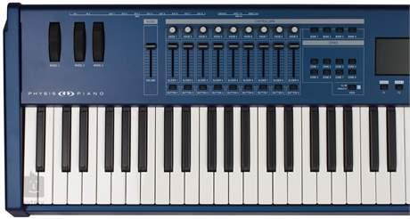 PHYSIS K4 EX (použité) Přenosné digitální stage piano, masterkeyboard