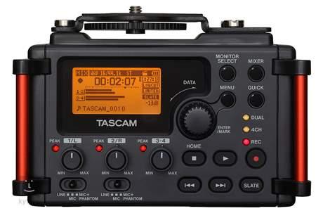 TASCAM DR-60DMKII  Mobilní rekordér