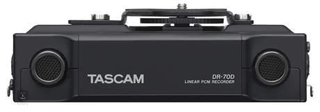 TASCAM DR-70D Mobilní rekordér