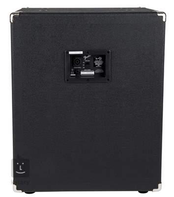 FENDER Rumble 210 Cabinet V3 Baskytarový reprobox