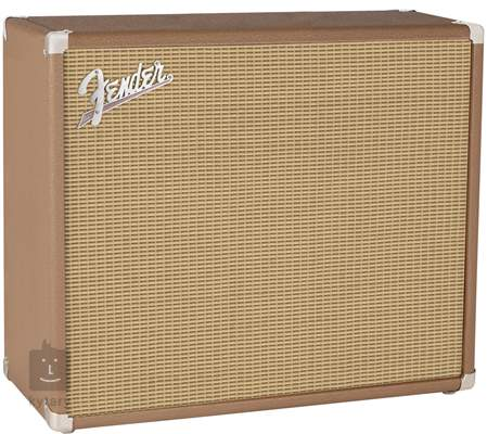 FENDER VK 212B Speaker Enclosure Brown Kytarový reprobox