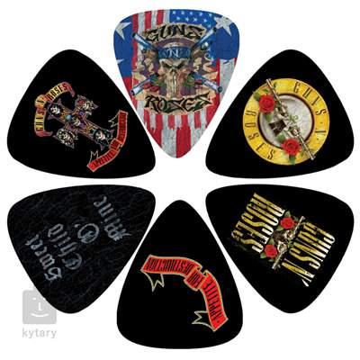 PERRI'S LEATHERS Guns N' Roses Picks II Signature trsátka