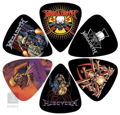 PERRI'S LEATHERS Megadeth Picks II Signature trsátka