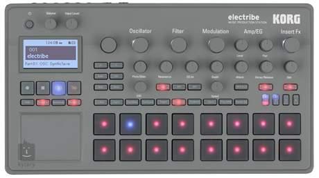 KORG Electribe Hudební produkční stanice