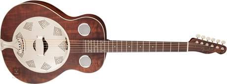 FENDER Brown Derby Resonator Akustický resonator