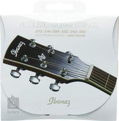 IBANEZ IACS6C Kovové struny pro akustickou kytaru