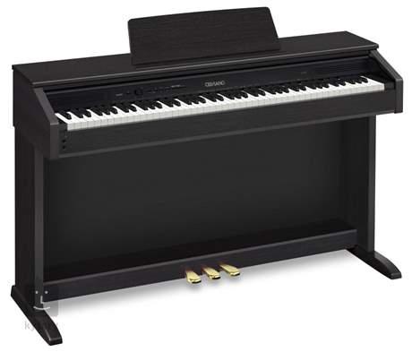 CASIO AP-250 BK Celviano, digitální piano, černá