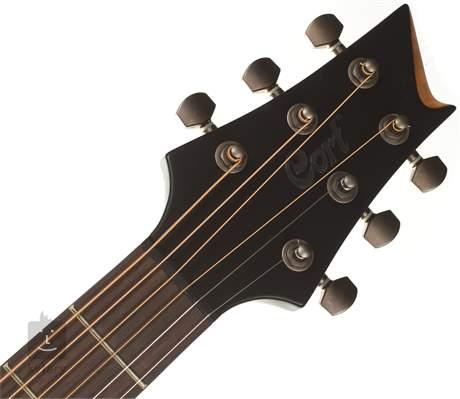 CORT EVL-A4 BKS Elektroakustická kytara