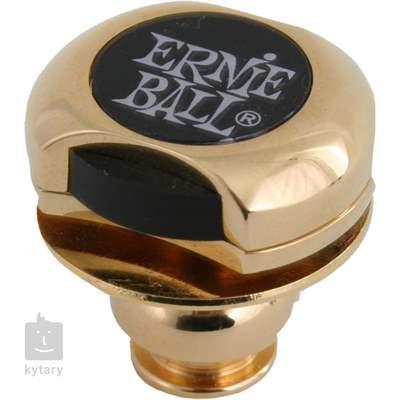 ERNIE BALL Super Locks Gold Zámky na popruh