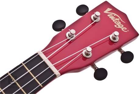 VINTAGE VUK15RD Akustické ukulele