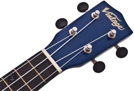 VINTAGE VUK15BL Akustické ukulele