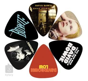 PERRI'S LEATHERS David Bowie Picks I Signature trsátka
