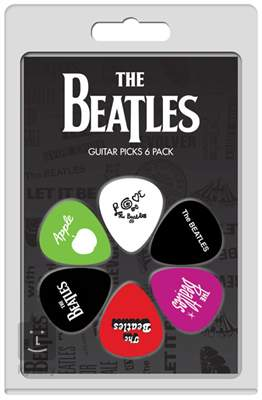 PERRI'S LEATHERS Beatles Picks Picks IV Signature trsátka