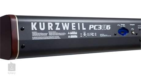 KURZWEIL PC3A6 Přenosné digitální stage piano