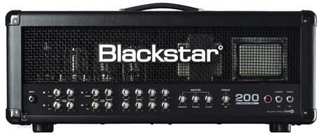 BLACKSTAR Series One 200 Kytarový lampový zesilovač