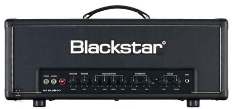 BLACKSTAR HT-50 Club Kytarový lampový zesilovač