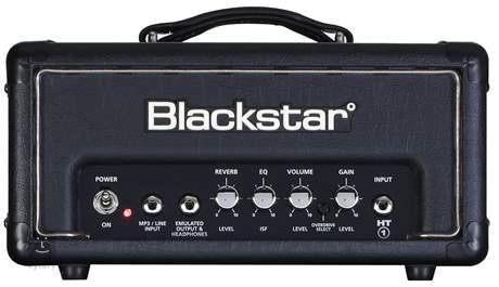 BLACKSTAR HT-1RH Kytarový lampový zesilovač