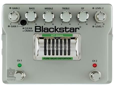 BLACKSTAR HT-DUAL Kytarový efekt