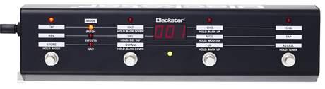 BLACKSTAR ID: Foot Controller FS-10 Nožní přepínač