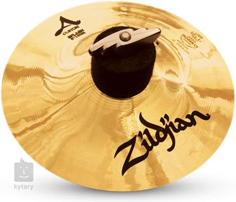 "ZILDJIAN 6"" A Custom splash brilliant Činel splash"
