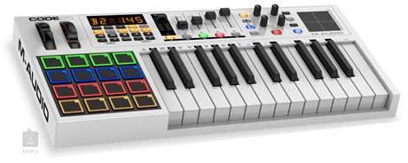 M-AUDIO Code 25 USB/MIDI keyboard