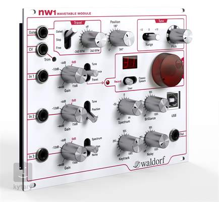 WALDORF NW1 Wavetable Syntezátor