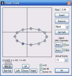 SOH DMX PIPE & Music Visualization 16 Lite USB DMX interface