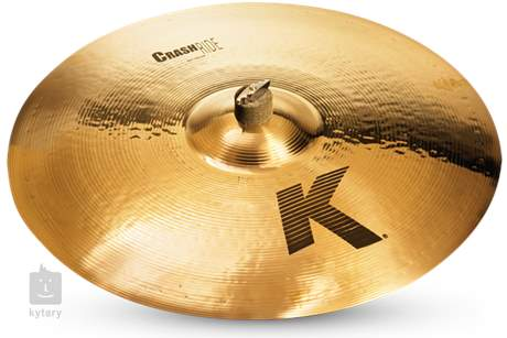 "ZILDJIAN 21"" K crash ride brilliant Činel ride"