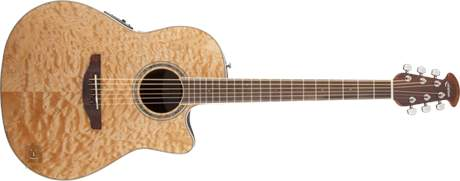 OVATION CS24P-4Q Elektroakustická kytara