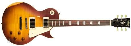 VINTAGE V100MRTSB Elektrická kytara