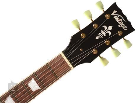 VINTAGE LV100 TSB Levoruká elektrická kytara