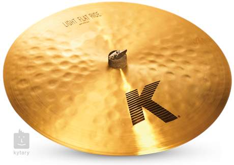 "ZILDJIAN 20"" K light flat ride Činel ride"