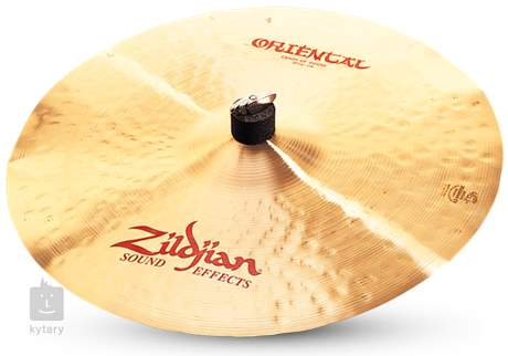 "ZILDJIAN 20"" Oriental crash of doom Činel crash"