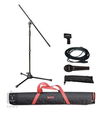 SUPERLUX MSKA(X) Dynamický mikrofonní set