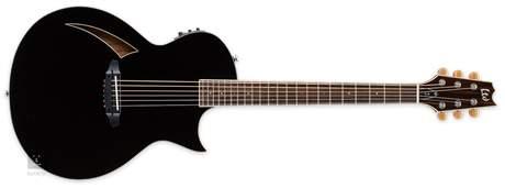 ESP LTD TL-6 BLK Elektroakustická kytara