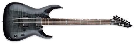 ESP LTD MH-401 B STBLKSB Elektrická barytonová kytara