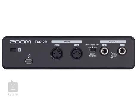 ZOOM TAC-2R Thunderbolt zvuková karta