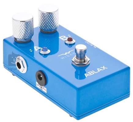WIDARA ABLAX Blue Signálový přepínač