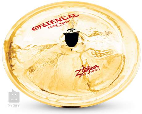 "ZILDJIAN 16"" Oriental china ""trash"" Činel china"