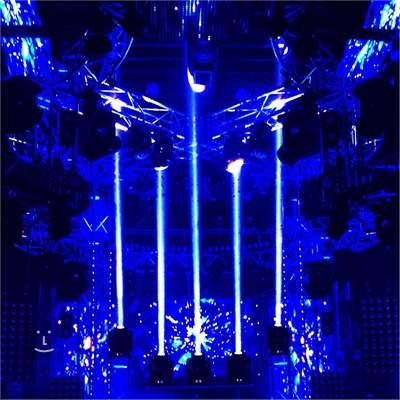 AMERICAN DJ Vizi Beam Hybrid 5RX Inteligentní hlava