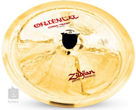 "ZILDJIAN 14"" Oriental china ""trash"" Činel china"