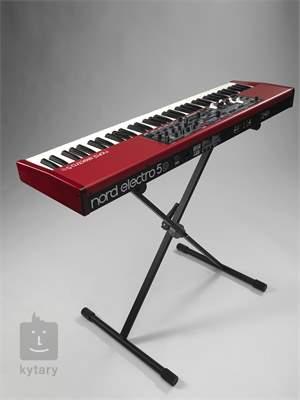 NORD Electro 5D 73 Přenosné digitální stage piano, varhany