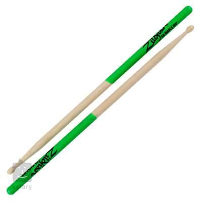 ZILDJIAN 5A Maple Green Dip Javorové paličky