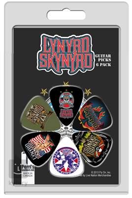 PERRI'S LEATHERS Lynyrd Skynyrd Picks II Signature trsátka